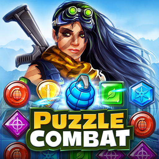Puzzle Combat: Tactical Matching Action RPG icône