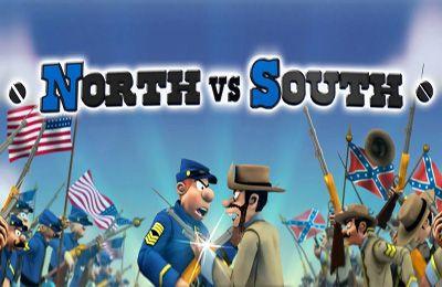 логотип Юг против Севера