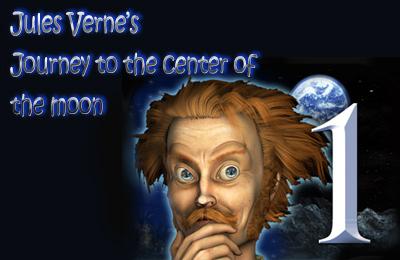 logo Le Voyage vers le Centre de le Lune de Jules Verne - Partie 1