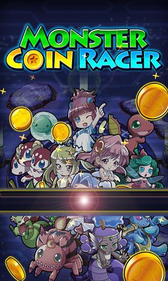 Monster coin racer Symbol