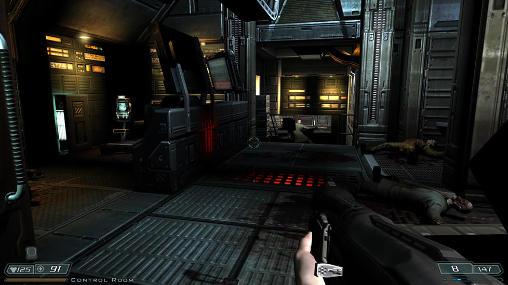 Doom 3: BFG edition скриншот 2