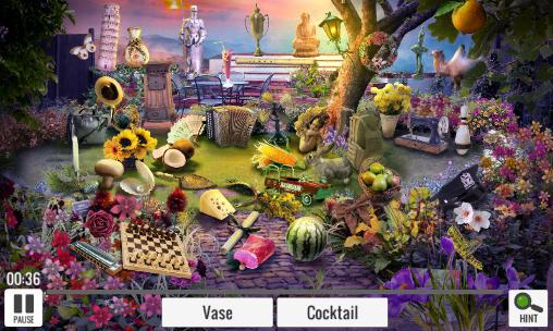 Hidden оbjects: Mystery garden для Android