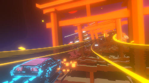 Music racer legacy screenshot 1