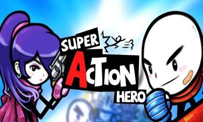 Super Action Hero Symbol