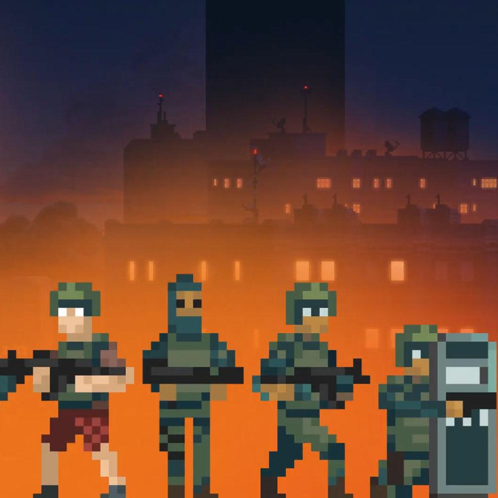 アイコン Door Kickers: Action Squad