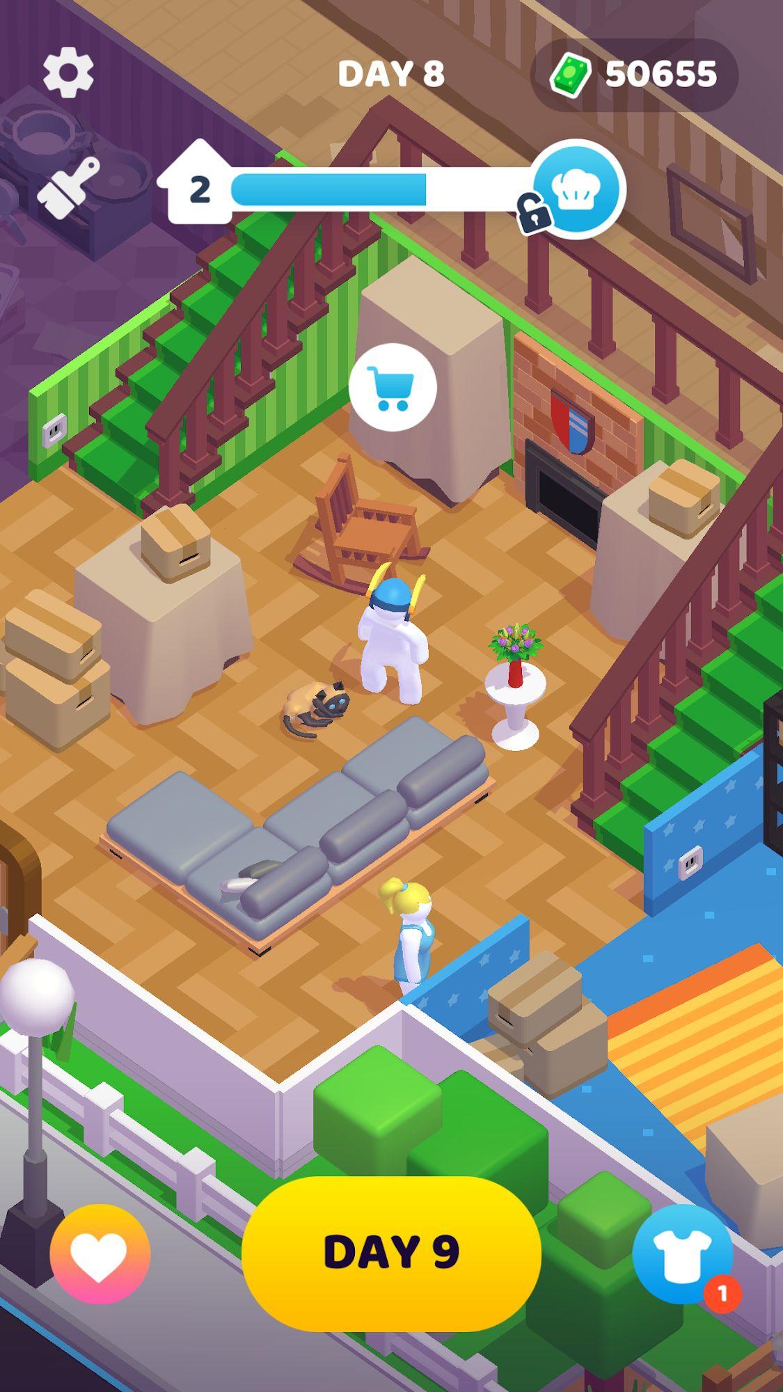 Staff! - Job Game | Real Life Simulator para Android