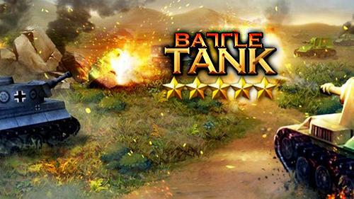 Battle tank Screenshot
