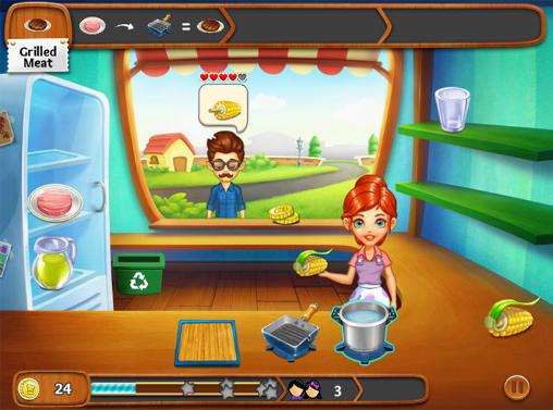 Arcade Cooking tale für das Smartphone