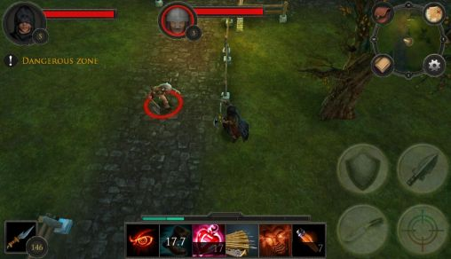 Rogue: Beyond the shadows for Android