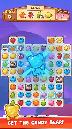 Fruit revels для Android