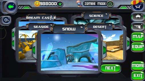 ヒーローストライク:ゾンビキラー スクリーンショット1