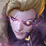 Gate six: Cyber persona icon