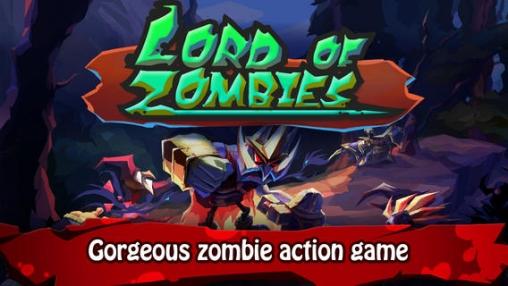 logo El señor de los zombies