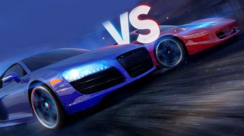 Rennspiele GTR speed rivals für das Smartphone