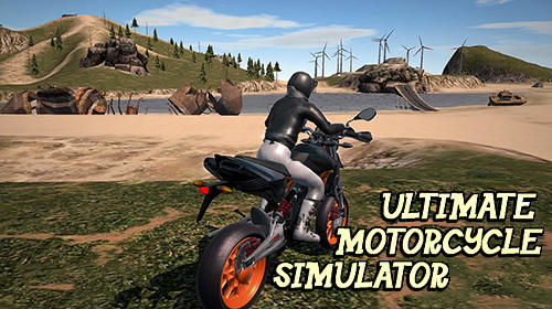 Ultimate motorcycle simulator screenshots