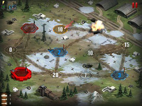 Multiplayer: Lade Kriegsdonner: Konflikte auf dein Handy herunter