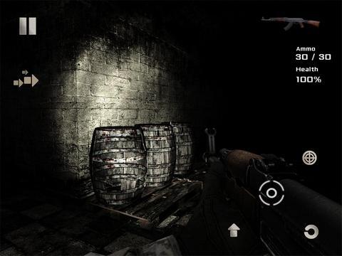 FPS-Spiele Dead bunker 2 auf Deutsch