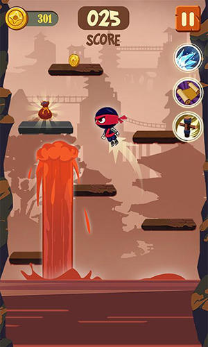 Brave ninja pour Android