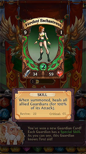 Heroes of battle cards для Android
