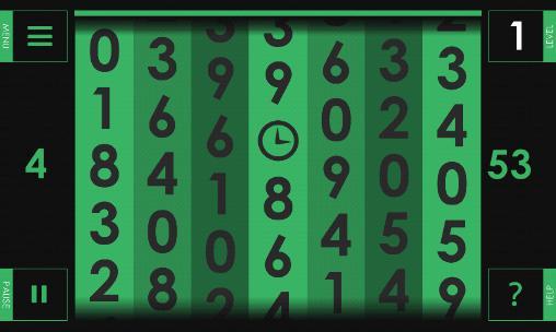Juegos de lógica Digital shift para teléfono inteligente