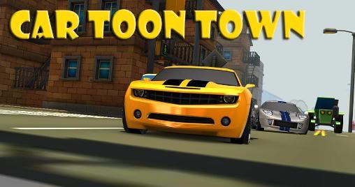 Car toon town Screenshot