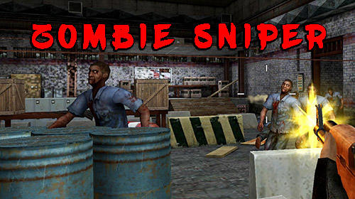 Zombie sniper 3D shooting game: The killer скриншот 1