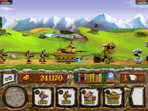 The wars 2: Evolution para Android