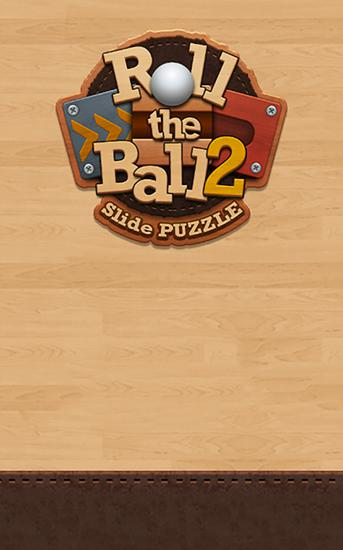 Roll the ball: Slide puzzle 2 captura de pantalla 1