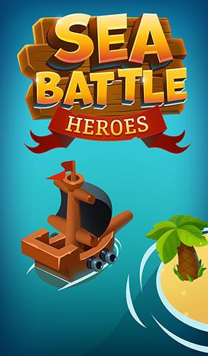 Sea battle: Heroes Screenshot