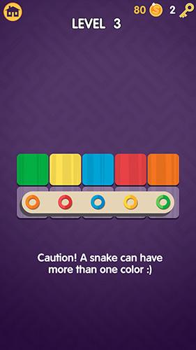 Sneaky snakes Screenshot