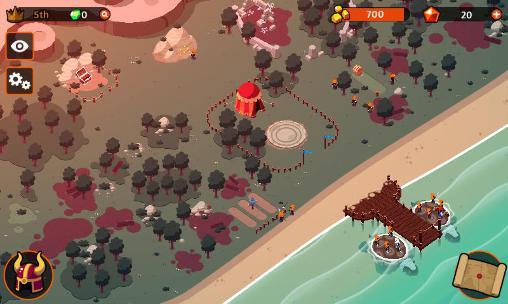 Onlinespiele: Lade Kampfpläne auf dein Handy herunter