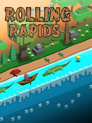 Rolling rapids Screenshot