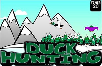 Screenshot Duck Hunting on iPhone