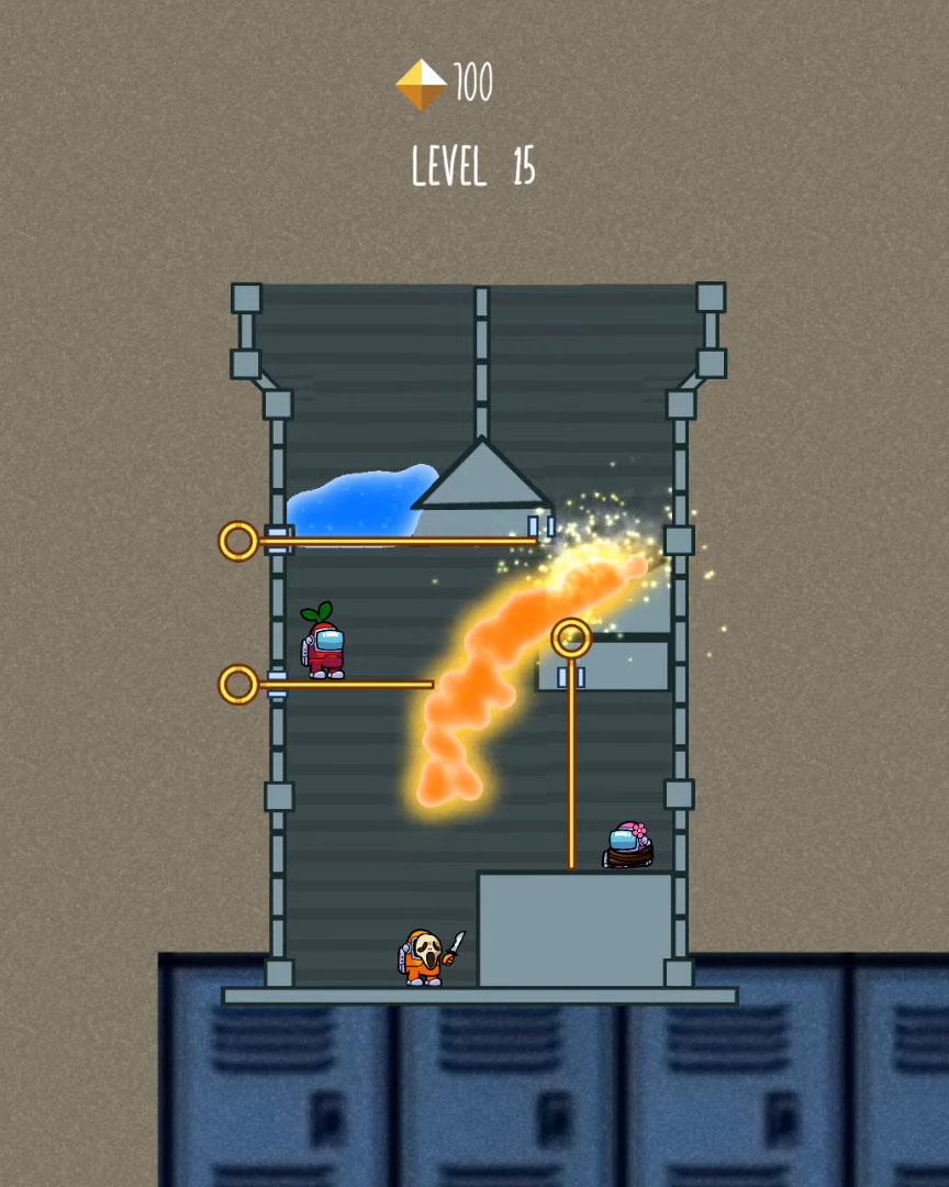 Impostor War - Rescue Crewmate Among Traitor для Android