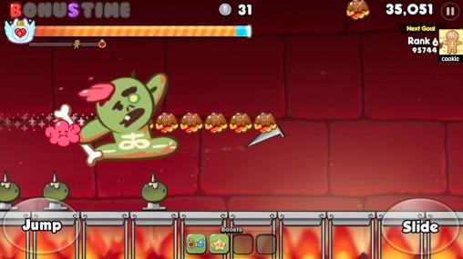 Cookie run: Sweet escape adventure para Android