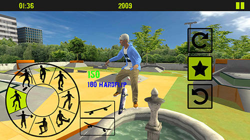 Skateboard freestyle extreme 3D 2 para Android