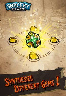 Arcade-Spiele: Lade Hexenwerk auf dein Handy herunter