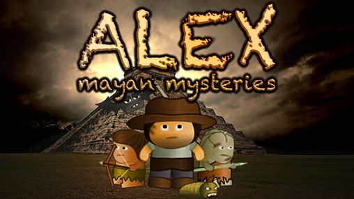 Screenshot Alex: Mysterien der Maya auf dem iPhone