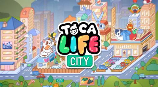 Toca life: City captura de tela 1