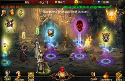 La Rédemption des Dragons - L'Ombre du Mal pour iPhone gratuitement