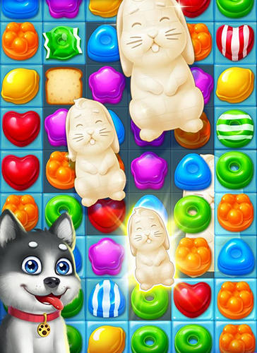 Candy smash mania für Android