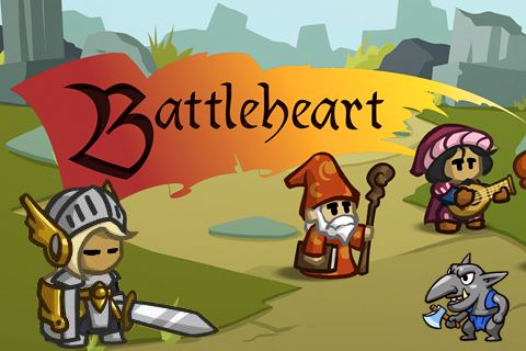 logo Battleheart