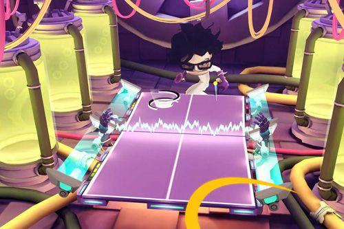 Arcade-Spiele: Lade Power Ping Pong auf dein Handy herunter