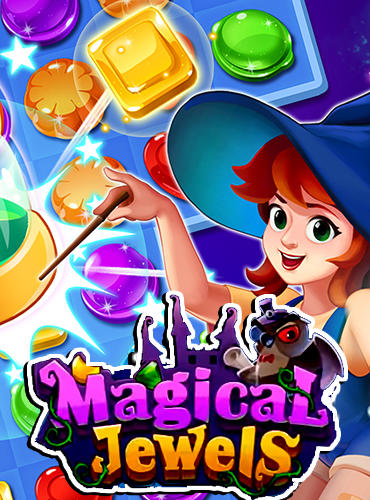 Gems witch: Magical jewels Screenshot