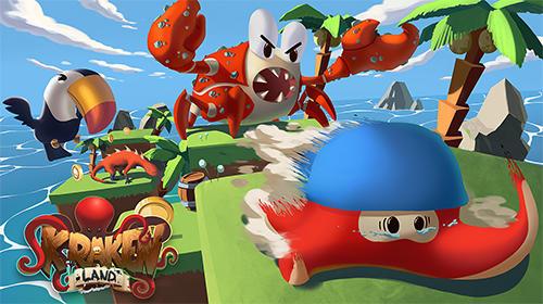 Kraken land: 3D platformer adventures screenshot 1