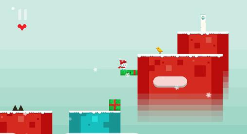 Snowball: Christmas world für Android