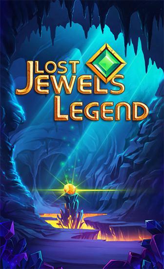 Скриншот Lost jewels legend на андроид