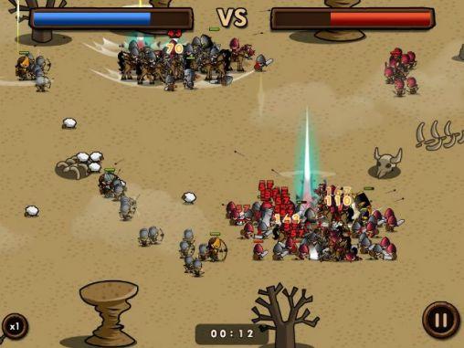 Mini warriors für Android