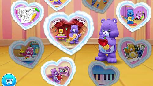 Arcade-Spiele Care bears music band für das Smartphone