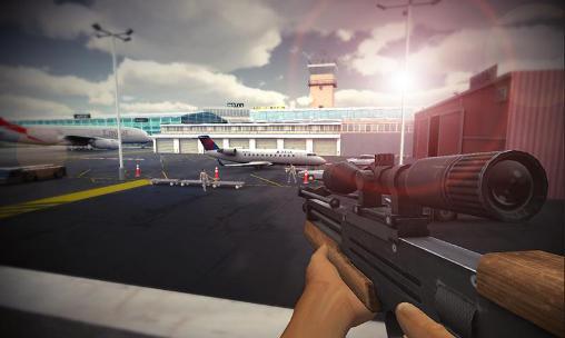 Zombie elite sniper для Android